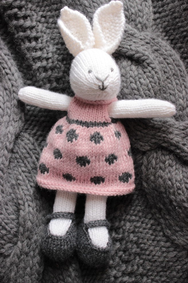 Ravelry blog tricot knit yourself - Animaux en tricot facile ...